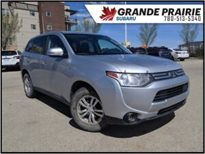 2014 Mitsubishi Outlander SE - Bluetooth -  Heated Seats