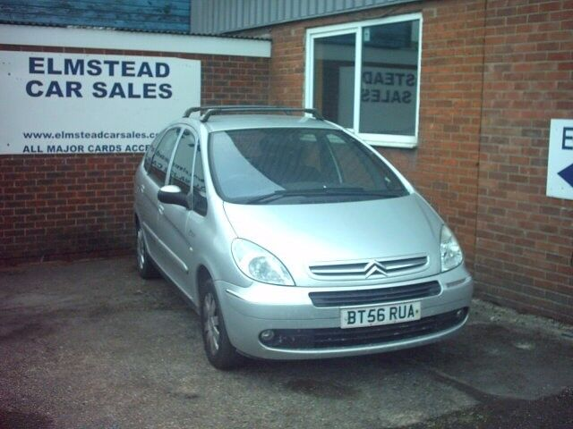 colchester citreon piccaso 1.6 hdi , very clean , great family car 01206 397415