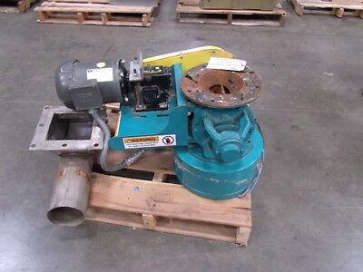 Meyer 6 X 6 Rotary Air Lock Valve - Hdx Asy 261