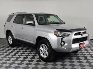 2016 Toyota 4Runner One Owner/ Local Trade/ SR5 Package