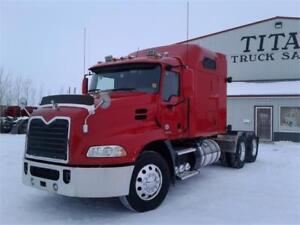 2013 Mack CXU613 St# 1100