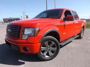 2011 Ford F-150 FX4 SuperCrew Toit Ouvrant