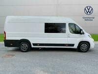 2020 Fiat Ducato 2.3 Multijet Extra High Roof Van 160 Auto Extra High Roof Diese