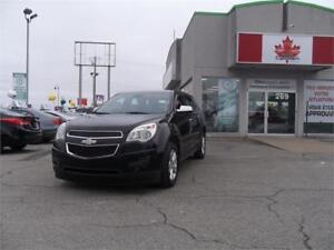 2012 Chevrolet Equinox LS  ++RÉTABLISSEZ+VOTRE+CRÉDIT++
