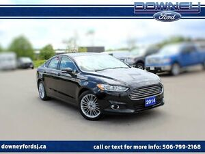 2014 Ford Fusion SE AWD LUXURY PACKAGE TECH PACKAGE NAV AWD