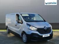 2016 Renault Trafic LL29dCi 115 Business Van Diesel silver Manual