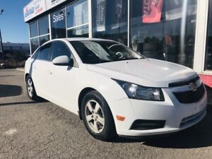 2014 Chevrolet Cruze 2 TONE LEATHER! RARE PACKAGE! CERTIFIED!