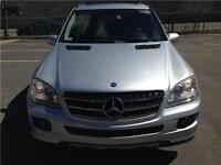 MERCEDES-BENZ ML 320 CDI 2007 125000KM AUTOMATIC
