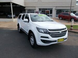 2016 Holden Colorado LS White 6 Speed Automatic Crewcab Young Young Area Preview