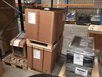 CISCO 5 PALLETS MIXED NETWORKING EQUIPMENT