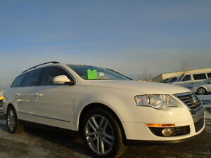2008 Volkswagen Passat 2.0 TURBO LUXURYLEATHER-SUNROOF-ONLY 105k