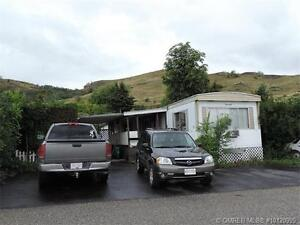 Mobile Home close to College, Kal Lake and Vernon