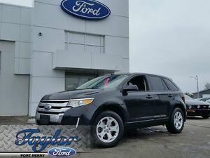 2013 Ford Edge SEL *Navigation* *Camera*