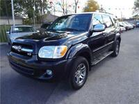 2007 Toyota Sequoia Limited/no credit check financing