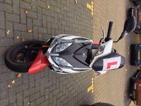 Kymco Moped 50cc 2010