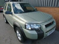 LAND ROVER FREELANDER TD4 S HB (green) 2005