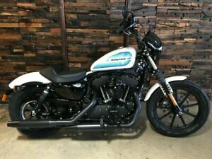 2019 Harley-Davidson XL1200NS Iron 1200 Solid Newstead Brisbane North East Preview