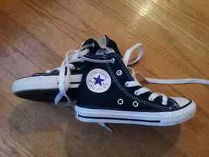 BNWT Converse Shoes Boys Size 11 Peterborough Peterborough Area image 1