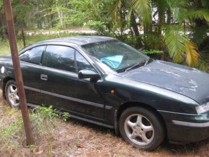 Holden Calibra, 1996, GC, Ready for rego, V6 fuel injected power