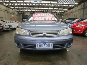 2005 Nissan Pulsar N16 MY04 ST-L 4 Speed Automatic Sedan Mordialloc Kingston Area Preview