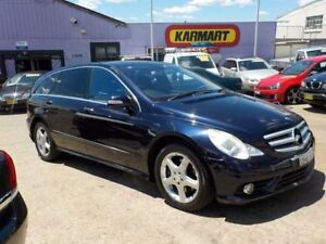 2008 Mercedes-Benz R 251 MY08 500 L Luxury (AWD) Black 7 Speed Automatic G-Tronic Wagon North St Marys Penrith Area Preview