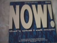 Vinyl LP Various Artists Now That's What I Call Music 18 EMI NOW 18