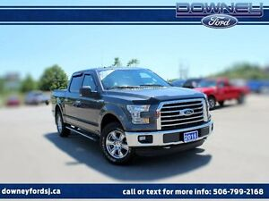 2016 Ford F-150 XLT 302A $11,000 IN OPTIONS CREW CAB HEATED SEAT