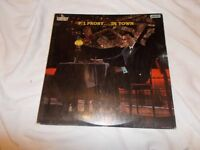 Vinyl LP P J Proby In Town for sale  Essex