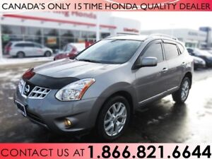 2011 Nissan Rogue SV FWD | NO ACCIDENTS | TINT |