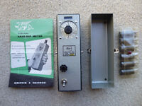 Griffin and George / Griffin and Andec GB1A grid dip meter