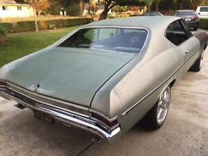Looking for 1968 or 1969 Chevelle project