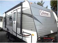 2015 COLEMAN LANTERN SERIES 192 RDS TRAVEL TRAILER