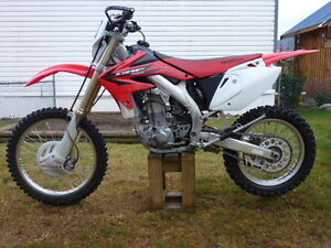 2006 HONDA CRF450X IN GREAT SHAPE