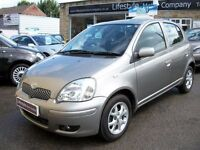 **2005 Toyota Yaris 1.3 Petrol Only 57000 Miles, 1 Owner From New **(Clio,Corsa,Yaris,Polo,Ka,Ibiza