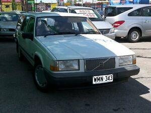 1990 Volvo 740 4 Speed Automatic Nailsworth Prospect Area Preview