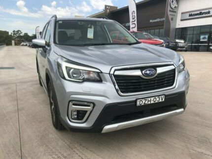 2018 Subaru Forester S5 MY19 2.5i-S CVT AWD Silver 7 Speed Constant Variable Wagon Muswellbrook Muswellbrook Area Preview
