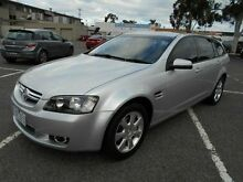 2008 Holden Berlina VE MY09.5 Silver 4 Speed Automatic Sportswagon Maidstone Maribyrnong Area Preview