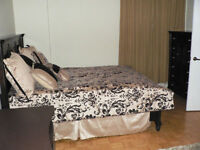 Master bedroom with washroom Sept. 15 for a couple,DVP/Don Mills