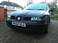 SEAT LEON S Reduced for a Quick Sale
