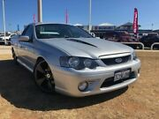 2006 Ford Performance Vehicles Super Pursuit BF Mk II Silver 6 Speed Sports Automatic Utility Beresford Geraldton City Preview