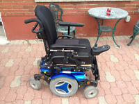 Electric Wheelchair Mint Condition