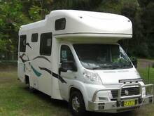 2009 Custom RV Motorhome on Fiat Ducato 160 Multijet Colo Heights Hawkesbury Area Preview
