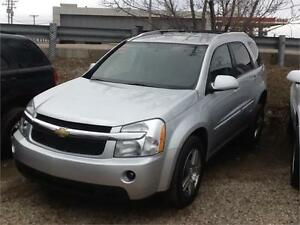 2009 Chevrolet Equinox 126KMS $6995 MIDCITY 1831 SASK AVE