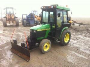 2003 John Deere 4310 4X4 Tractor Gone To A NO RESERVE auction