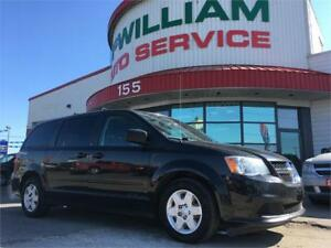 2012 Dodge Grand Caravan SE 7-Passenger! Dvd Player! Clean Title