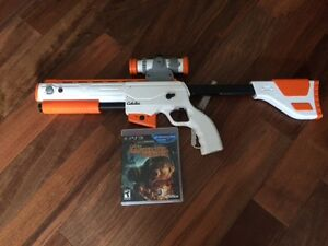 PS3 Hunting Game with Gun