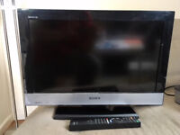 Sony Bravia 22-inch HD Ready LCD TV with Freeview
