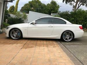 2012 BMW 3 Convertible