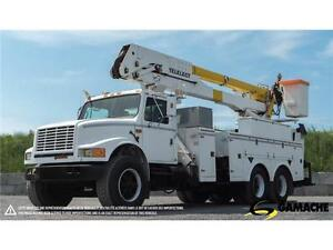 1991 INTERNATIONAL 4900 CAB & CHASSIS À VENDRE / TRUCK FOR SALE