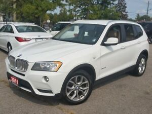 2011 BMW X3 EXTRA CLEAN, BUY WITH CONFIDENCE !!